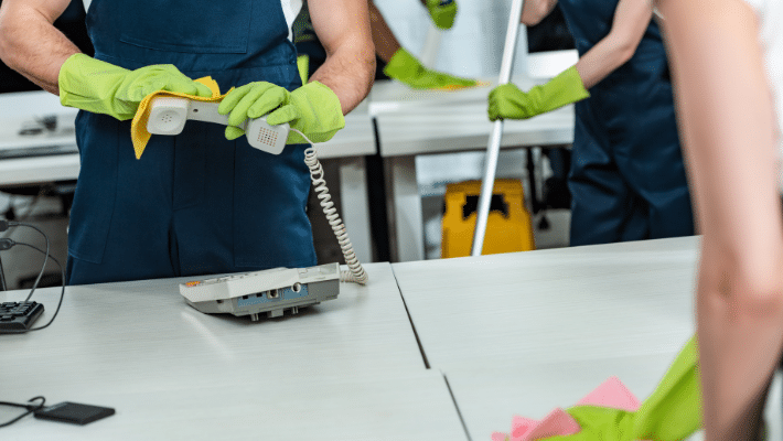 office cleaning services in Fort Collins CO